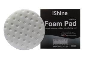 Medium white foam pad
