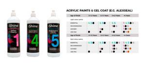 iShine Products