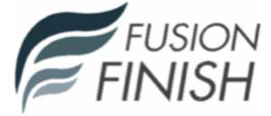 iShine Fusion Finish logo